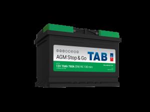 TAB AGM STOP&GO L3 AGM