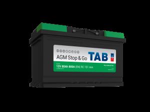 TAB AGM STOP&GO L4 AGM