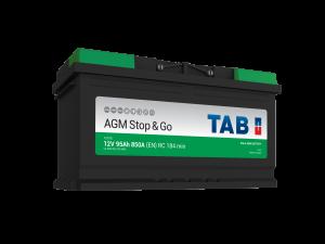 TAB AGM STOP&GO L5 AGM