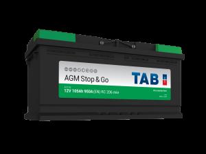 TAB AGM STOP&GO L6 AGM