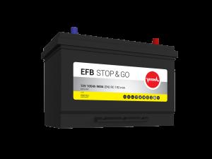 VESNA EFB STOP&GO 60518 EFB