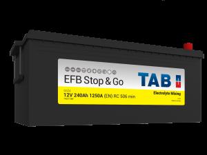 TAB EFB STOP&GO TRUCK 74027 EFB